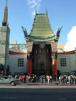 Graumans Chinese Theater,Los Angeles