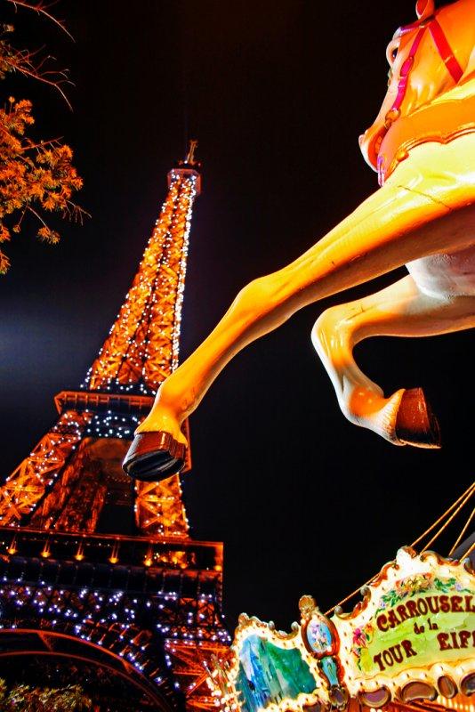 Eiffel Carrousel
