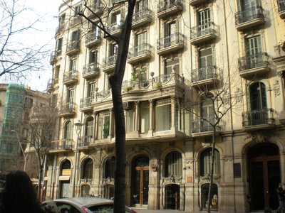 beautiful barcelona architecture