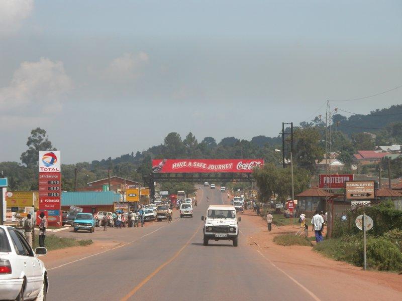 Welcome to Uganda