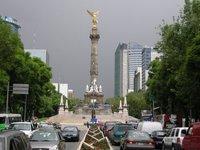 Avenida Reforma,México D.F.