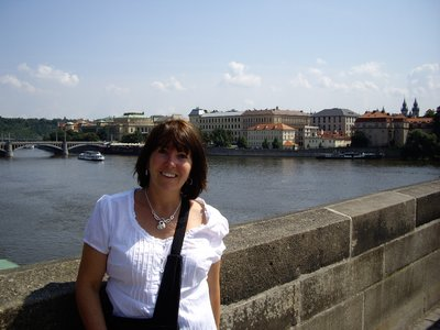 Anna in Prague