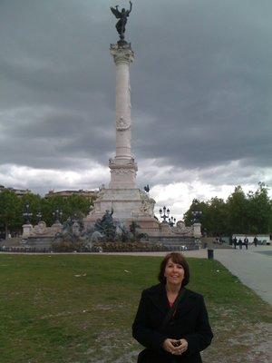 Anna in Bordeaux