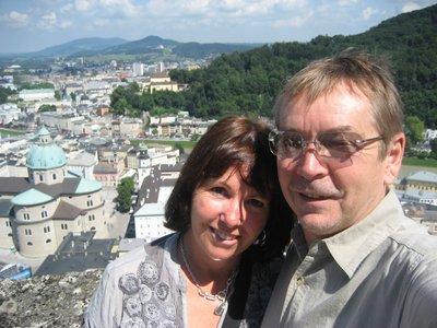 Anna and Orlando in Salzburg