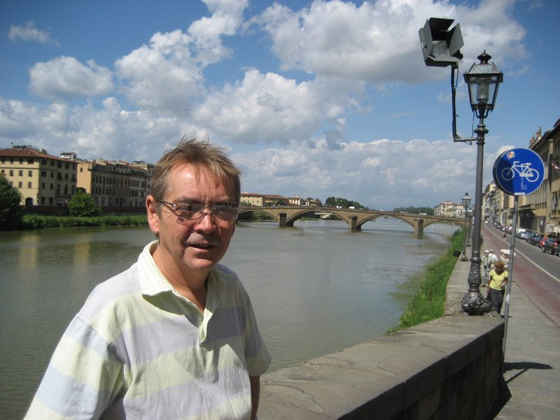 Orlando in Florence Italy