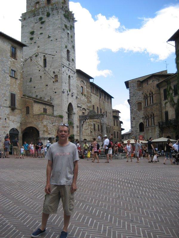 Orlando in San G Italy