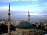 Mosque in Urfa