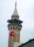 Mosque at Tunis Medina