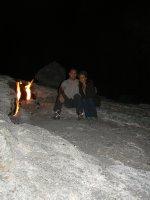 Chris and Jade at Chimaera