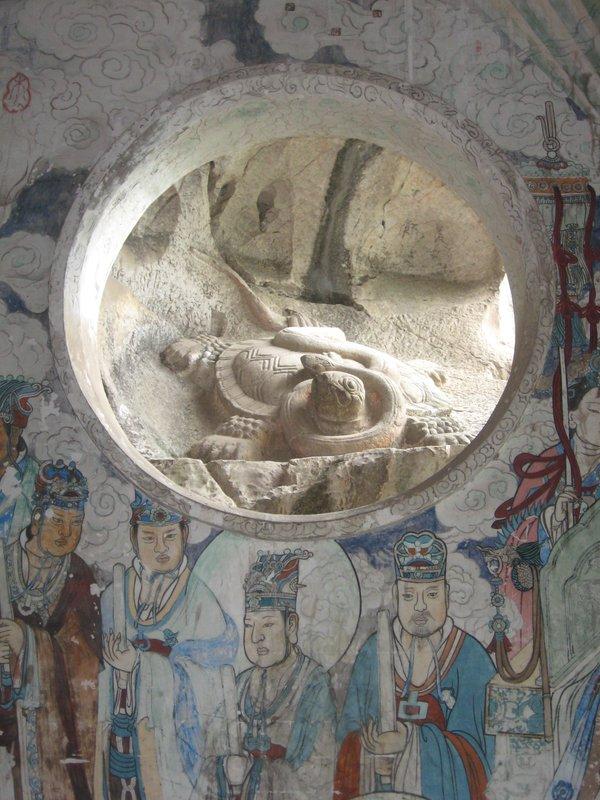 Cave art Guilin