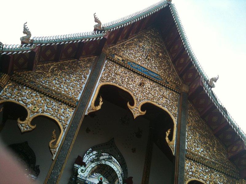 My first Buddha Wat