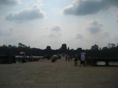 Front Gate of Angkor Wat