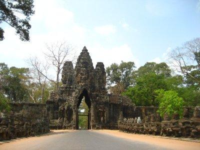 South Gate of Angkor Thom