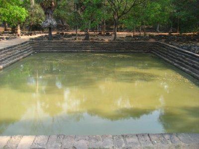 Pool at Baphuon