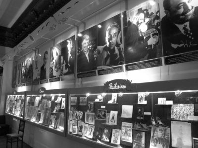 BA tango museum hall-of-fame