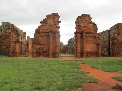 San Ignacious Mini, Jesuit Ruins