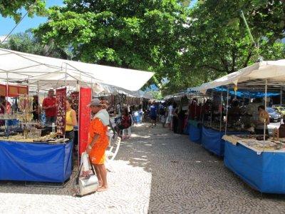 Ipanema Beach Markets