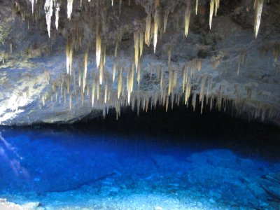 The Blue Lagoon Cave