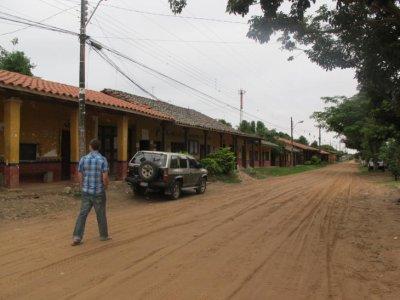 Porongo, a town holding strong to Santa Cruz tradition