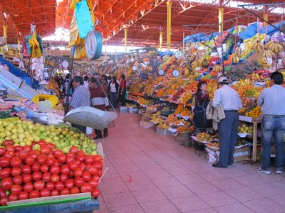 Local markets, Arequipa