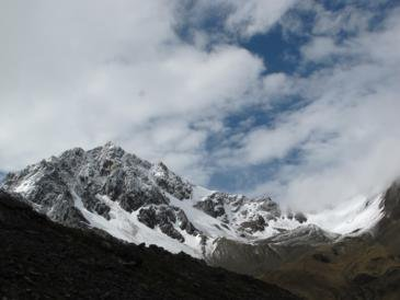 Trekking higher and higher, day 2
