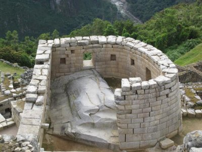 The Temple of the Sun