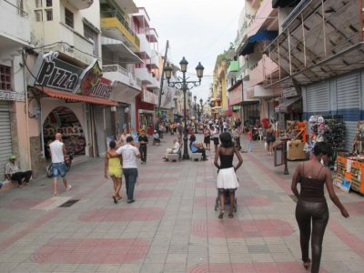 Downtown Santo Domingo
