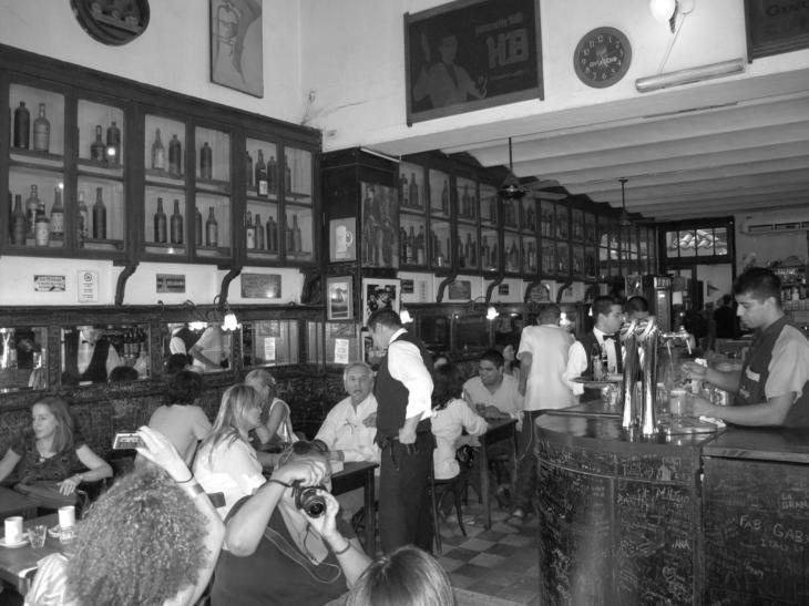 Plaza Dorrego Bar (San Telmo plaza)