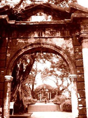 majestic entrance