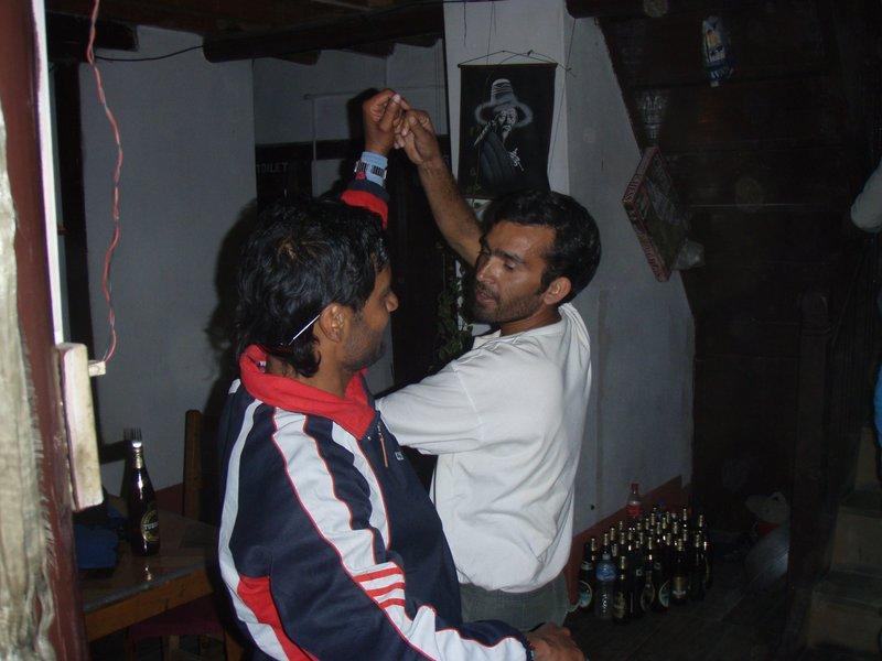Nepali Dance Party - Post Thorong La
