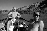 Rafting the Colorado River in Utah