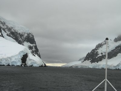 Lemaire Passage- Iceberg Alley