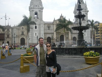 Lima Town Square
