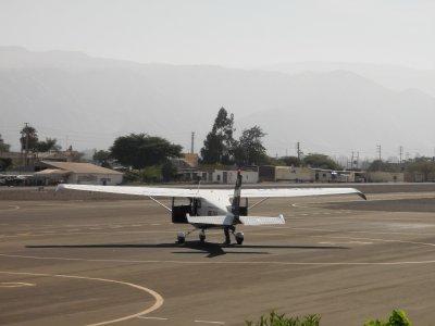 Just a little plane