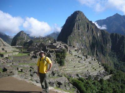 Seth and Machu Picchu