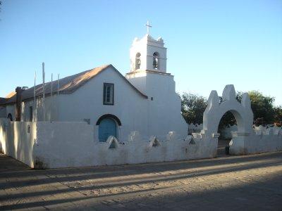 San Pedro de Atacama Church