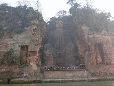 le shan buddha