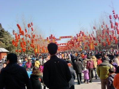 festival in di tan