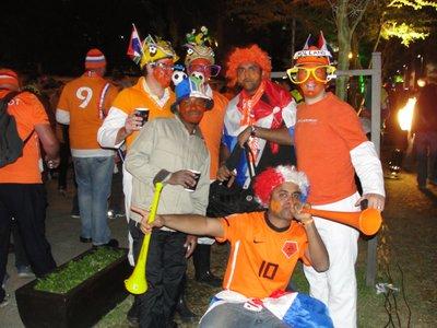 Netherlands vs Cameroon