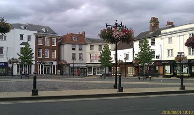 Abingdon town center