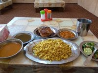 Bedouin Meal at Siwa