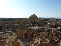 Old Shali ruins at Siwa