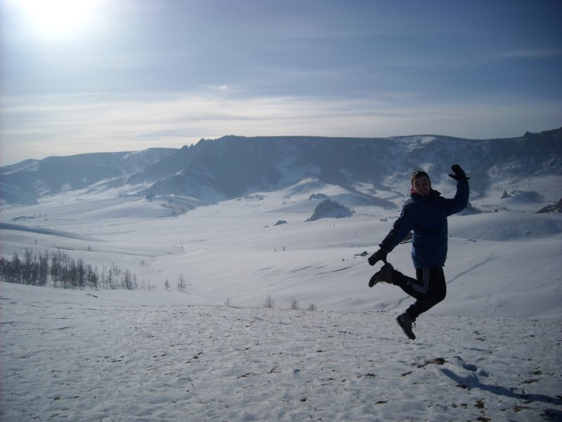 Ballet in Outer Mongolia