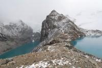 Laguna de los Tres and Laguna Sucia