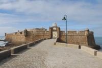Castillo de San Sebastián, Cádiz