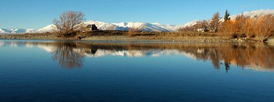 Return to Lake Tekapo