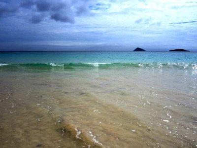 Stingray bay, Isla Floreana