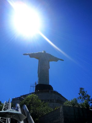 Christ the Redeemer, one of the seven wonders of the world