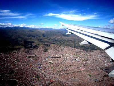 Arriving to beautiful and intriguing Cusco