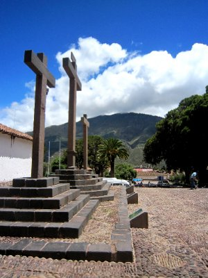Cute little town of Andahuaylillas